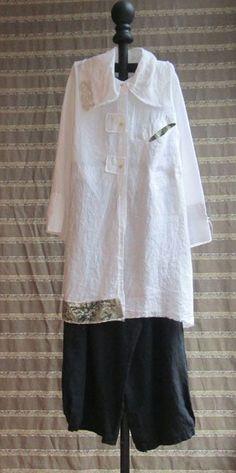 tina givens clothing | Tina Givens Peter Pocket Shirt @absolutelyabigails.com