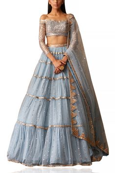 Buy beautiful Designer fully custom made bridal lehenga choli and party wear lehenga choli on Beautiful Latest Designs available in all comfortable price range.Buy Designer Collection Online : Call/ WhatsApp us on : Party Wear Indian Dresses, Designer Party Wear Dresses, Party Wear Lehenga, Indian Gowns Dresses, Indian Bridal Outfits, Dress Indian Style, Indian Fashion Dresses, Indian Designer Outfits, Pakistani Dresses