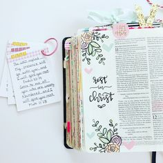 Rest In Christ happily // ✧ Source by . Scripture Doodle, Scripture Study, Bible Art, Scripture Images, Bible Drawing, Bible Doodling, Bible Prayers, Bible Scriptures, Bibel Journal