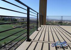 Exterior Wrought Iron Railings Iron Railings, Wrought Iron, Nature, Deck, Stairs, Exterior, Outdoors, Outdoor Decor, Design