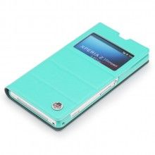 Etui Sony Xperia Z1 Compact Rock Excel Series Turquoise 12,99 €