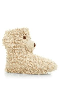 Buy Character Boots from the Next UK online shop Cosy Room, Fall 14, Slipper Boots, Winter Warmers, Fur Fashion, Cute Woman, Womens Slippers, Pyjamas, Ballerina
