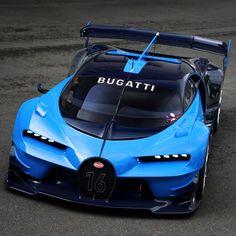 #TOTB -- #Bugatti Vision #GranTurismo the futur design ---
