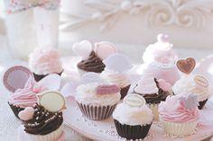 Imagem de cupcake, food, and sweet