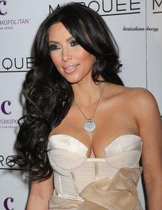 kardashian me encanta su cabellera