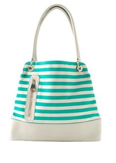 #instagood Nadine Bucket Bag in Turquoise
