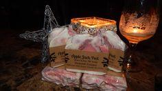 """""""Apple Jack Peel """" Handmade Shea Butter Silk Soap"""" By ~ Shekinah Essence <3 on Facebook"""