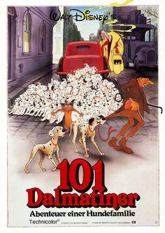 Poster zum Film: Pongo und Perdi - Abenteuer einer Hundefamilie, Die
