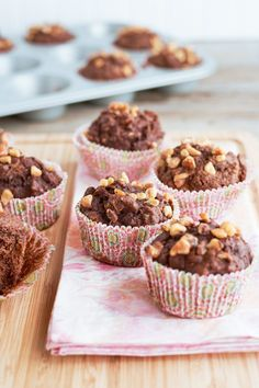 Loaded with complex carbs, our chocolatey muffins keep you satisfied for longer.
