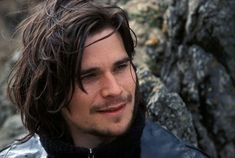 "Hans Matheson...I just watched him in the 2006 movie, ""Half Light"" with Demi Moore. I was surprised I didn't recognize him from one of my favorite movies of all time, ""Les Misérables "" (1998) where he played love-struck Marius. He is worthy of my Celebrity Crushes list not only because of his utterly beautiful face, but also because he is an X-er (born in 1975)."