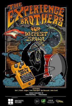 The Experience Brothers concert with in51ght...