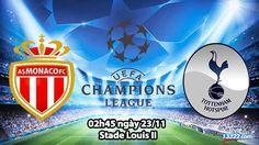 Nhận định Monaco vs Tottenham