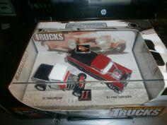 Hot wheels 1:64 100% Custom Classic Trucks 32 Ford & 57 Ranchero 2 car set