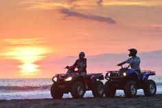 bali ATV beach rides