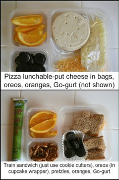What your child will want to eat for lunch.