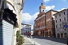 Foligno - Piazza della Repubblica by Stefano Incollà on 500px