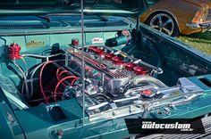 Motor aspirado Chevrolet Opala