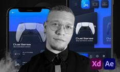 In this course we're going to dive into all the fundamentals to advanced techniques you need to know to create stunning animated prototypes you desire, in Adobe XD, to help sell your ideas, faster. We'll cover how to prototype in Adobe XD, the fundamentals of animation, timing and easing, how to utilize masks, 3D transform and other techniques to create some really cool animated effects for your prototypes. Adobe Xd, Cool Animations, Problem Solving, Web Development, Make It Simple, Web Design, Masks, Coding, 3d