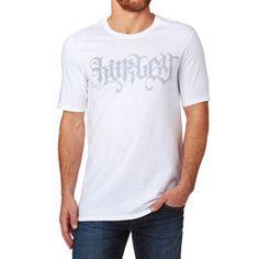 Hurley T-shirts - Hurley Big Sleeps T-shirt - White
