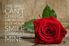 A great #smile is good medicine :)