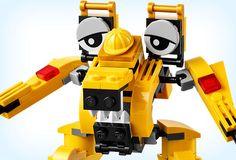 LEGO.com Mixels Explore - Mix - Dribbal Berp Mix