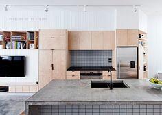 a modern renovation