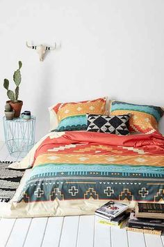 Curtis Jinkins For DENY Southwestern Plains Duvet Cover - Urban Outfitters