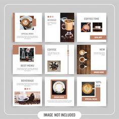 Instagram Feed Layout, Instagram Grid, Instagram Post Template, Instagram Design, Marketing Mobile, Plan Marketing, Marketing Digital, Marketing Strategies, Inbound Marketing
