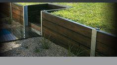 Retaining Wall DIY Solutions - TetraWal - Buy Online