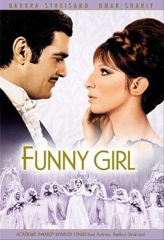Amazon.com: Funny Girl: Barbra Streisand, Omar Sharif, Kay Medford, Anne Francis: Movies & TV