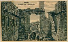 Seri 1 - Editör Moughamian Freres M. Old Maps, Ankara, Old City, Brooklyn Bridge, Once Upon A Time, Istanbul, Rome, Turkey, History