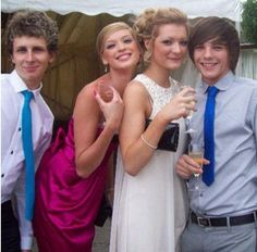 Louis Tomlinson before One Direction.