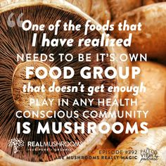 Are mushrooms really magic? Which are best for certain health concerns? Are they safe for those with autoimmune conditions? Should they be eaten cooked or raw? All this and more in this mushroom-packed episode! #realmushrooms #mushroombenefits #medicinalmushrooms Gut Health, Health Tips, Paleo Mom, Paleo Diet, Health Benefits Of Mushrooms, Gut Microbiome, Metabolic Syndrome, Essential Fatty Acids, Reduce Inflammation