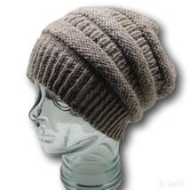 Abalone og STRIKKEBEA - Epla Winter Hats