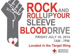 2014-July 18--BLOOD DRIVE