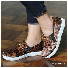 sneakers - animal print - tênis - winter shoes - Inverno 2015 - Ref. 15-1902