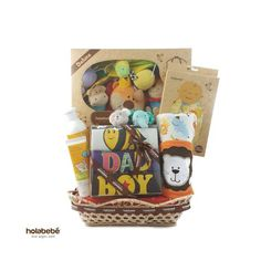 Holabebe Baby Hamper (HG004) - Gift Hampers - Baby & Kids - Personalised Gifts Marketplace