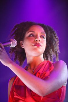 Martina Topley-Bird is an English vocalist and songwriter who first gained fame as the featured female vocalist on trip hop pioneer Tricky's debut album, Maxinquaye.