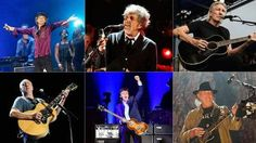 Indio,California Mega Concert with BOB DYLAN /ROLLING STONES 10/7/16, NEIL YOUNG /PAUL MCCARTNEY 10/8/16, THE WHO /ROGER WATERS 10/9/16