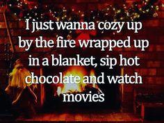 This is where you will find me today! #cozyup #cuddles #fireplace #movieday #snowedin #perfectsnowday #snowpocalypse2016 #blizzard2016 #scarymoviemarathon  #iwillheadtothegymlatertho by kaysie_mo