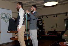 Atelier de educatie vestimentara masculina - Brasov 2014