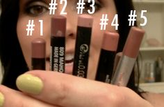 kandeej.com: Now to get perfect NUDE LIPS great tutorial
