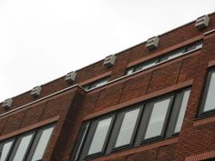Our Projects. Swift Conservation was invited by Leanne Brisland and Andrew Bedford of the London Borough of Islington to advise on establishing Swift nestplaces at their Municipal Offices at Highbury and Islington.