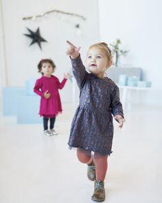 Prenatal peuter meisjes jurk