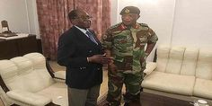 """Top News: """"ZIMBABWE POLITICS: New Photos: Mugabe Meets ZDF Commander and SA Envoys at State House"""" - https://i0.wp.com/politicoscope.com/wp-content/uploads/2017/11/ZIMBABWE-POLITICS-New-Photos-Mugabe-Meets-ZDF-Commander-and-SA-Envoys-at-State-House.jpg?fit=1000%2C500 - Here are the latest photos of Zimbabwe President Robert Mugabe with army officers and others during negotiation after the coup plot.  on Politicoscope - http://politicoscope.com/2017/11/16/zimbabwe-politics-new"""