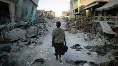 Le 12 janvier 2010, un séisme a causé des ravages sans précédent en Haïti. Selon l'ONU on déplore plus de 230 000 morts et 300 000 blessés. Près de 1,5 millions de personnes se retrouvent sans habitation.
