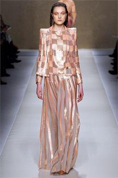 Sfilata Blumarine Milano - Collezioni Autunno Inverno 2013-14 - Vogue