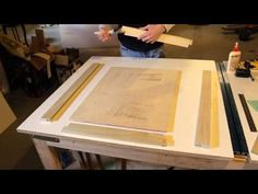 How To Make Shaker Style Inset Cabinet Doors