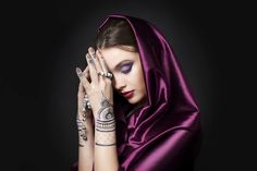 2 símbolos hindúes para tatuajes - http://www.tatuantes.com/2-simbolos-hindues-para-tatuajes/