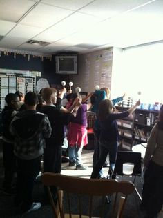 Moon phases & Space unit!!!  Lots of cool lessons :)